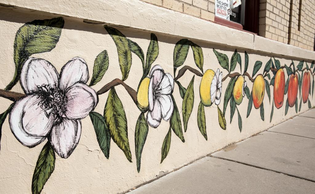 Durango murals
